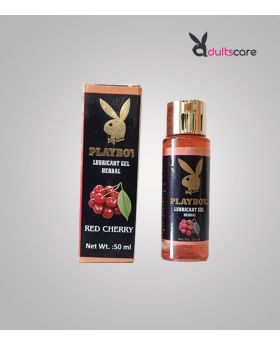 Playboy Lubricant RED CHERRY 50 ml