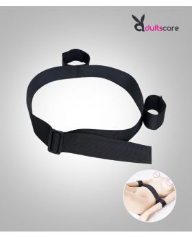 HOT Nylon Cosplay Restrictions BDSM Handcuffs