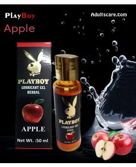 Playboy Lube - APPLE