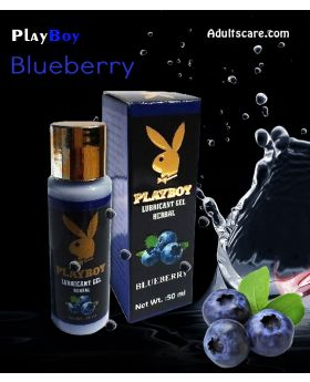 Playboy Blueberry Lubricant 50 ml