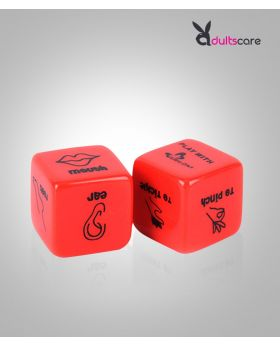 Funny 12 side sex position dice bachelorette couple adult lover gift