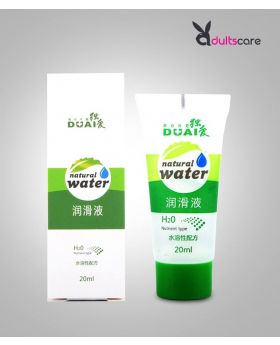 H2O WATER LUBRICANT