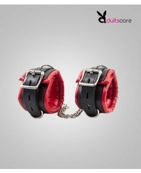 Red Handcuffs Women Bondage