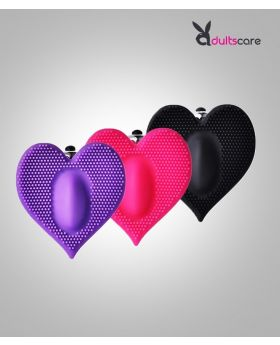 Heart shaped Licking Panty Vibrator