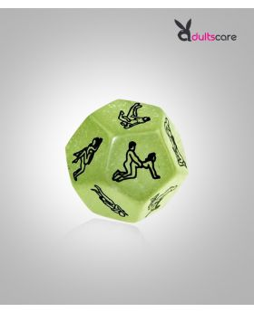 Glow In The Dark Sex Dice Night Lights Love Fun Toy