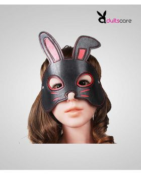 Woman Fetish bdsm mask hood
