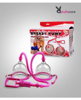 HAND GRIP BREAST ENLARGMENT PUMP