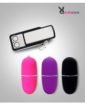 Wireless Egg Vibrator - 10-speed Remote Control