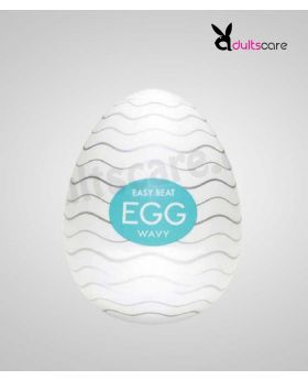 Tenga Easy Beat Egg Masturbator
