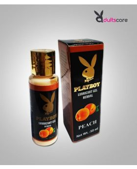 Playboy Peach Lubricant 50ml
