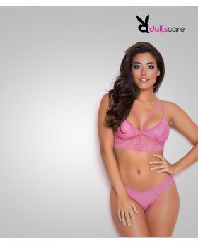 Pink Lace  Erotic lingerie