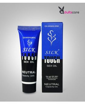 Silk Touch Sex Oil (30ml) - Adultscare